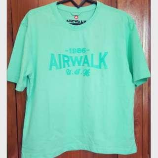 Kaos Airwalk#horegajian