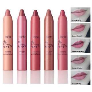 Tarte Lip surgence in Praise color
