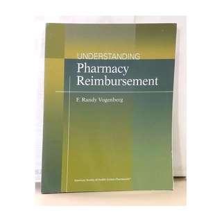 Medical Book - Understanding Pharmacy Reimbursement by Randy Vogenberg