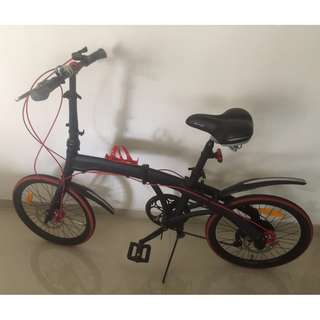 Folding Bike in Tip Top condition