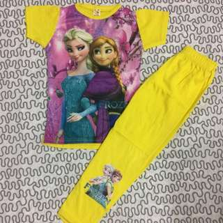 Set Pyjamas Frozen
