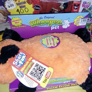 50%off Original Whoopee pet