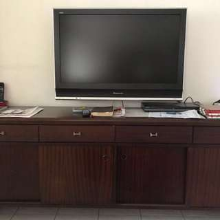 PANASONIC 37 inch LCD TV/television