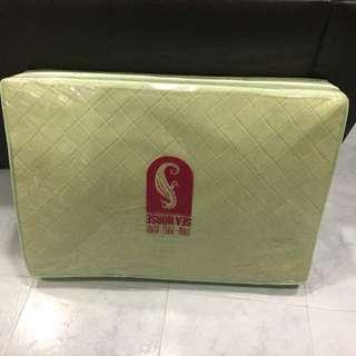 Seahorse foldable single mattress