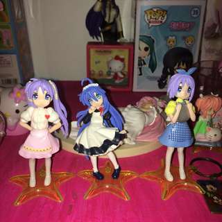 Lucky star figures
