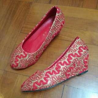 褂鞋35號