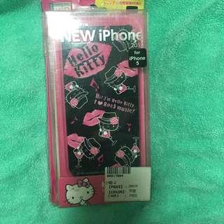 iPhone 5 日本hello kitty 手機套