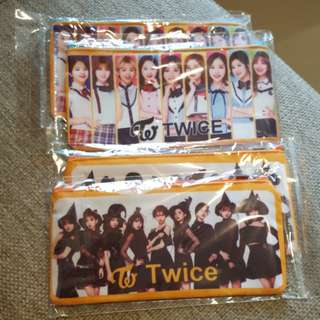 TWICE ~ PENCIL CASE ~ READY STOCK