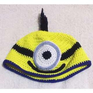 Minion Knitted Cap✨