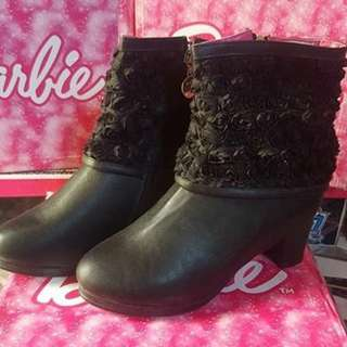 MATTEL BARBIE Serene Leather Boots
