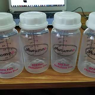 Autumn Brand Breast milk bottle Storage