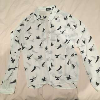 Dotti Bird Blouse