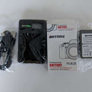 Olympus Rechargeable battery
