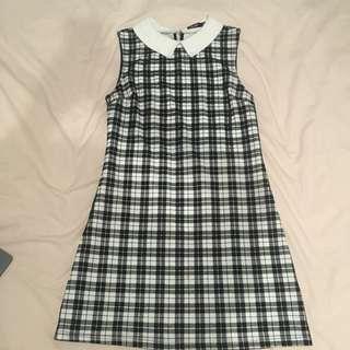 Valleygirl Collared Dress