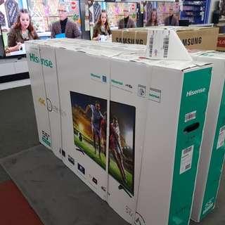 """HISENSE SmartTV 4k Ultra HD 55"""" LED55K3300"""