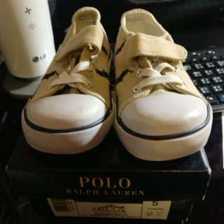 Polo Baby shoes