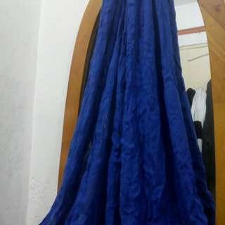 NEW: Blue Shawl