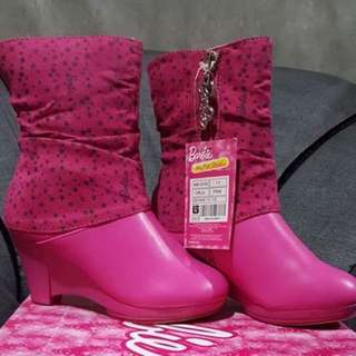 MATTEL BARBIE Orla Star Leather Boots