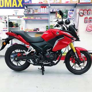 Honda FightHawk CB190x