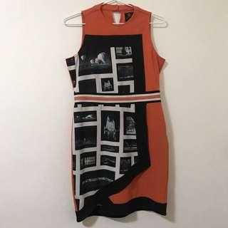 Plains&prints Sleeveless Dress