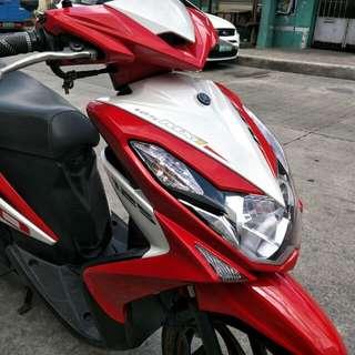 2015 Yamaha mio mxi-125 efi all stock complete legal papers low mileage Sariwa pa sau