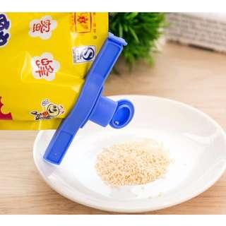 Dual use Food Bag Sealing Chips (4 in 1)