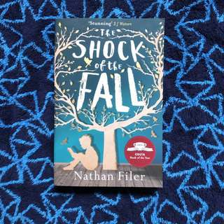 BN The Shock of the Fall by Nathan Filer