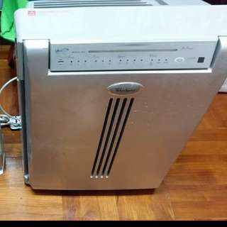 whirlpool Dryer and humidifier