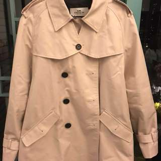 Coach trench coat  Jacket 🧥