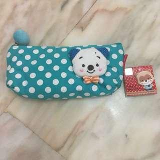 Pencil case fr Lotte World Korea