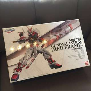 MBF-P02 Gundam Astray Red Frame PG