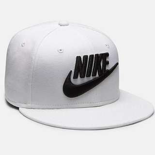 Black and White Nike Hat