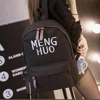 韓版潮流後背包