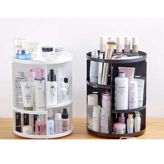Movable Makeup Organizer Cosmetic Storage Display Boxs