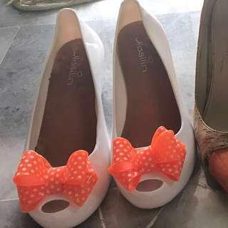 Jiasillin Jelly heels