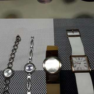 Authentic Guess and Anne Klein watches