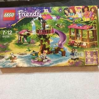 Lego Friends 41038 Jungle Rescue Base