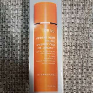 Dr Wu Intensive Whitening Toner with Vitamin C+