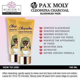 Pax Moly Cleopatra Charcoal