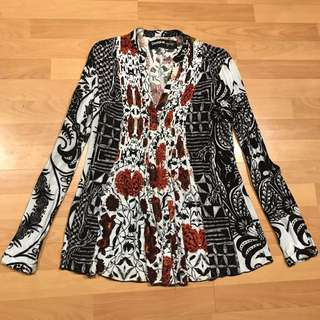 Desigual fitted shirt
