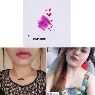 KJM Lip & Cheek Tint - Pink Puff
