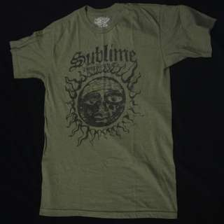 Sublime American Ska Punk Band California T-Shirt
