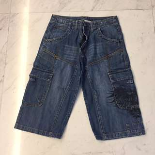 OP Jeans Bermuda Size  30