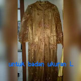 Dress Pesta 2 Set