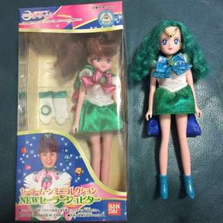 美少女戰士sailor Jupiter ,sailor Neptune