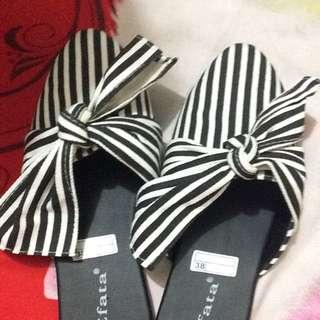 Stripe Shoes