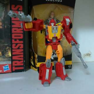 Transformers Generation Hot Rod