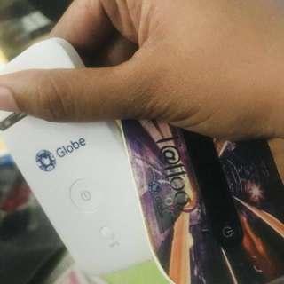 But 1 Take 1 Globe Pocket Wi-Fis