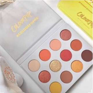 Yes Please Palette Pressed Powder Shadow Instock!