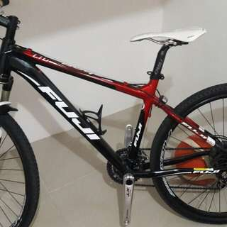 Bicycle fuji limited edition